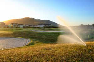 Golf Course Irrigation Installations - Turfmanzi Irrigation