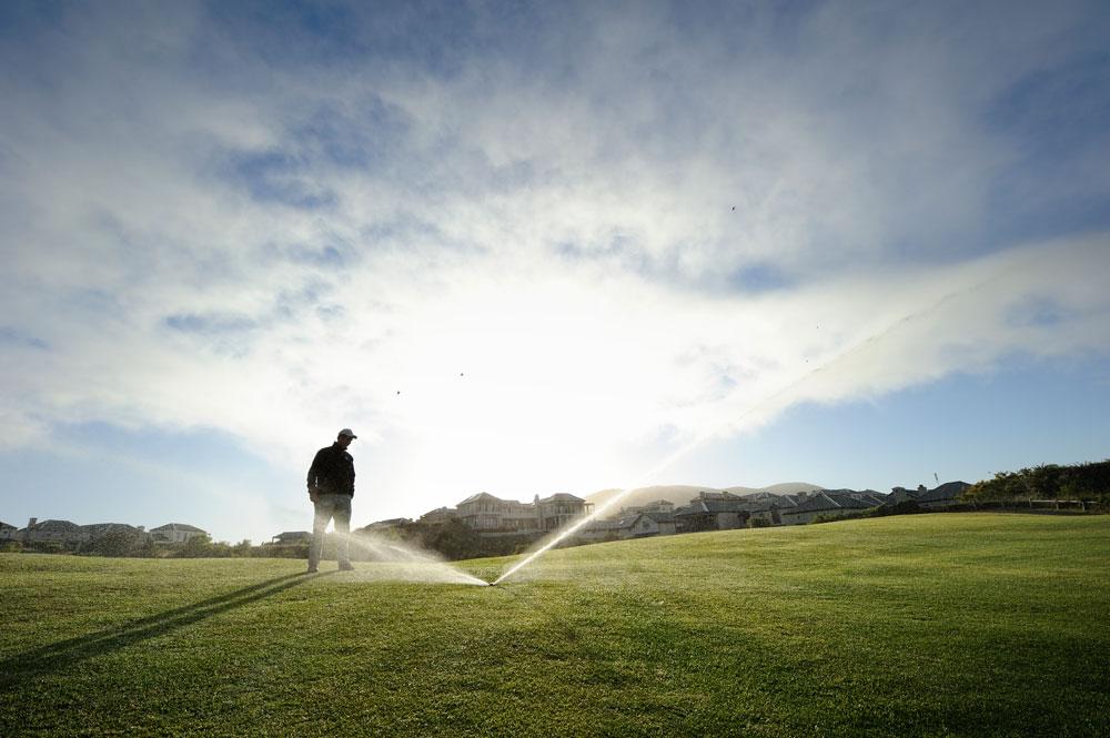 Golf Course Irrigation - Turfmanzi Irrigation
