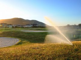 Irrigation Systems on golf Courses - Turfmanzi Irrigation
