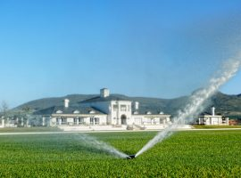 Agricultural Irrigation - Turfmanzi Irrigation