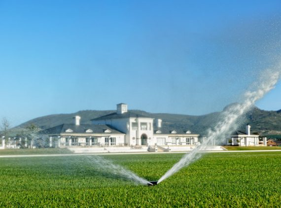 Agricultural Irrigation - Turfmanzi Irrigation