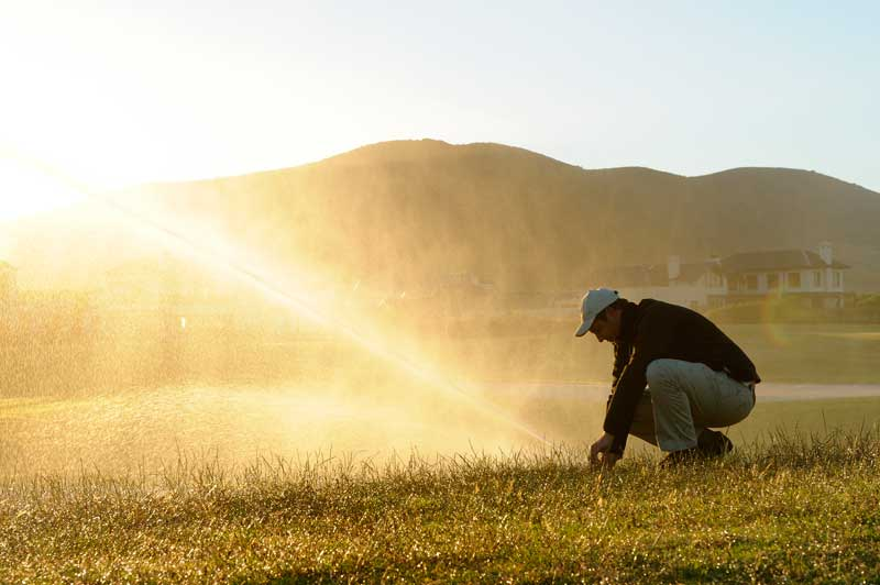 Turfmanzi Irrigation - Golf Course Irrigation