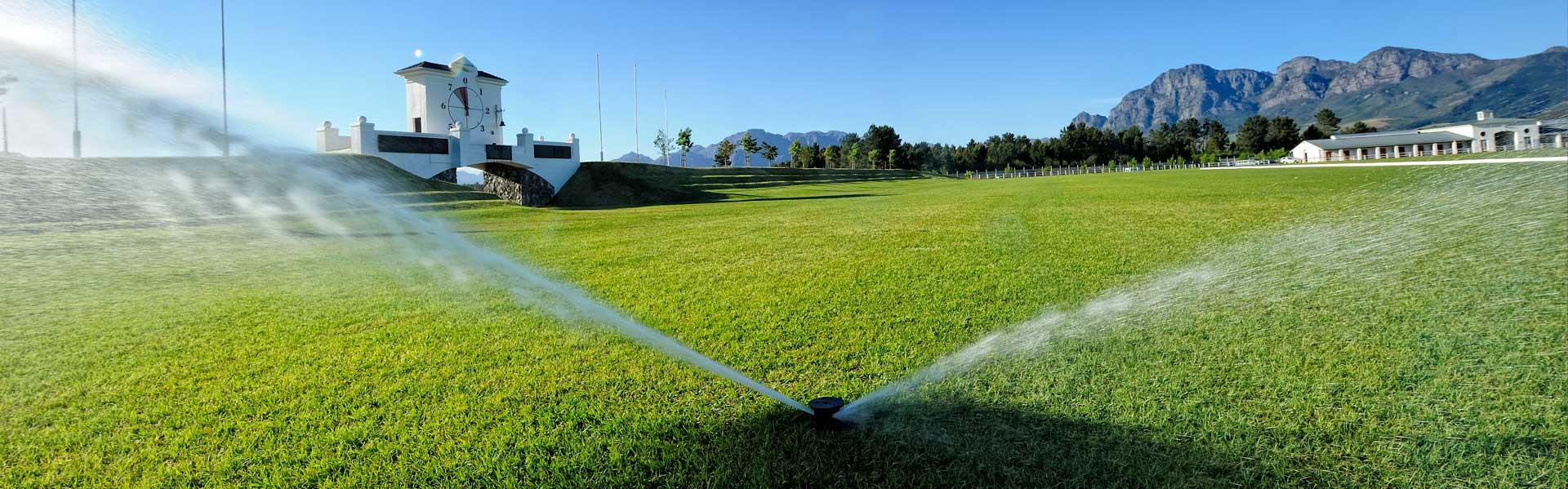 Irrigation Systems - Turfmanzi Irrigation