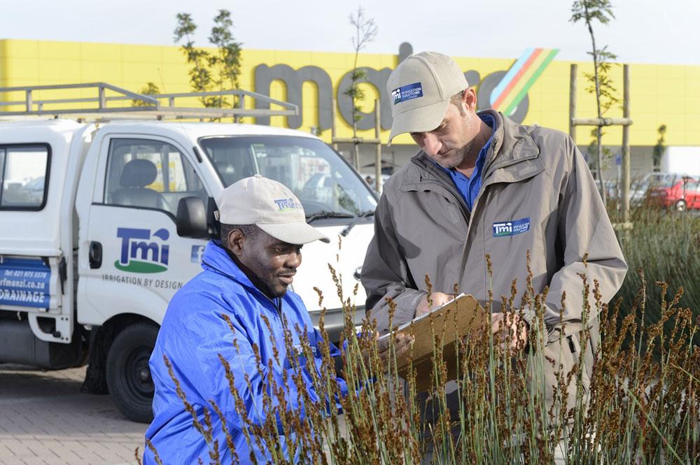 Commercial Irrigation - Turfmanzi Irrigation